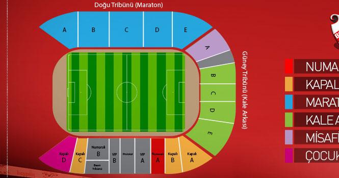 İşte bolu maçı bilet fiyatları
